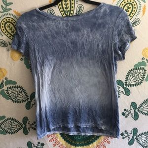 American Eagle Soft & Sexy Cropped Tee